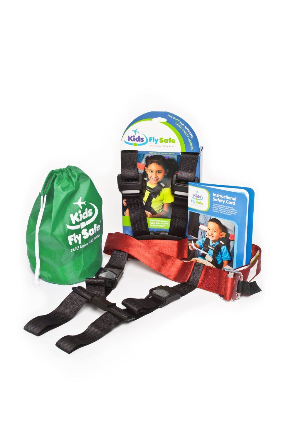 Child Airplane Travel Harness Cares Safety