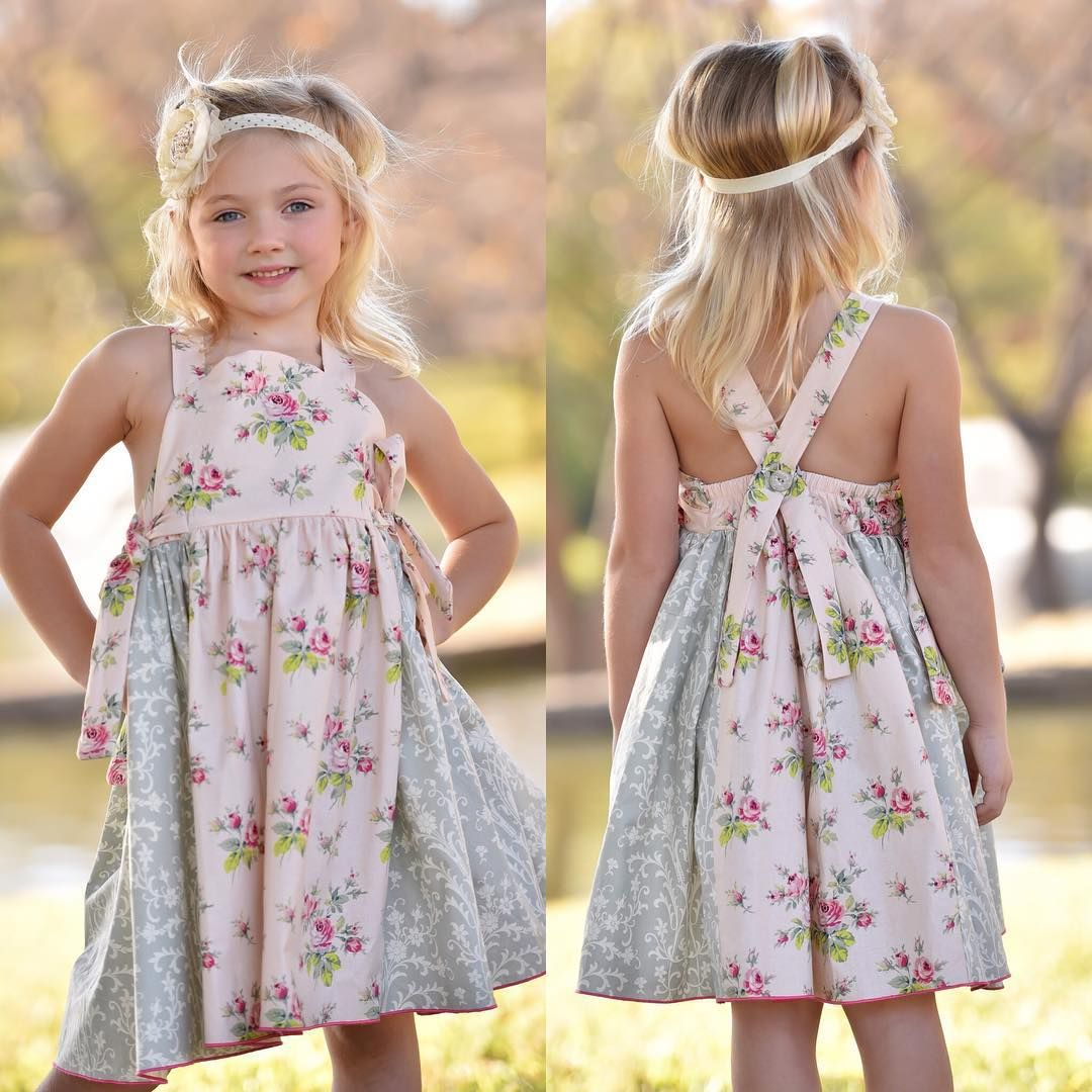 """Olivemae has a new style dress!! What do Yall think??"""