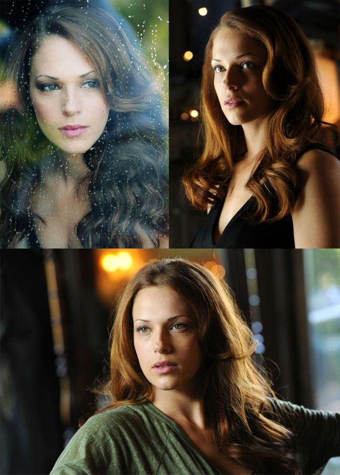 Amanda Righetti Who Rocks As Grace Van Pelt On The Mentalist