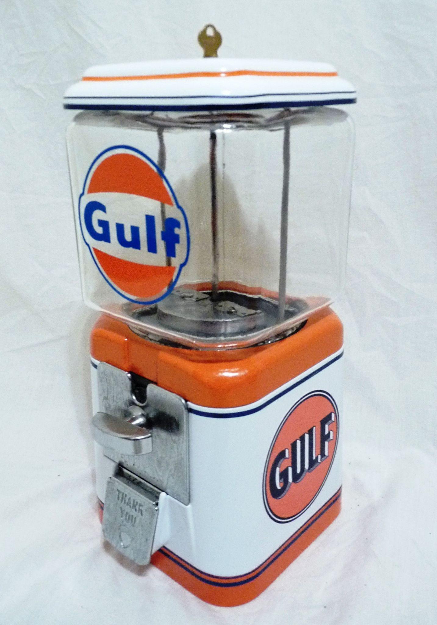 Original Glass Globe Rod for Antique Vintage Oak Acorn Gumball Vending Machine