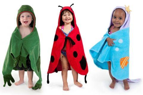 Kidorable Hooded Towel 47% off on #KidSteals