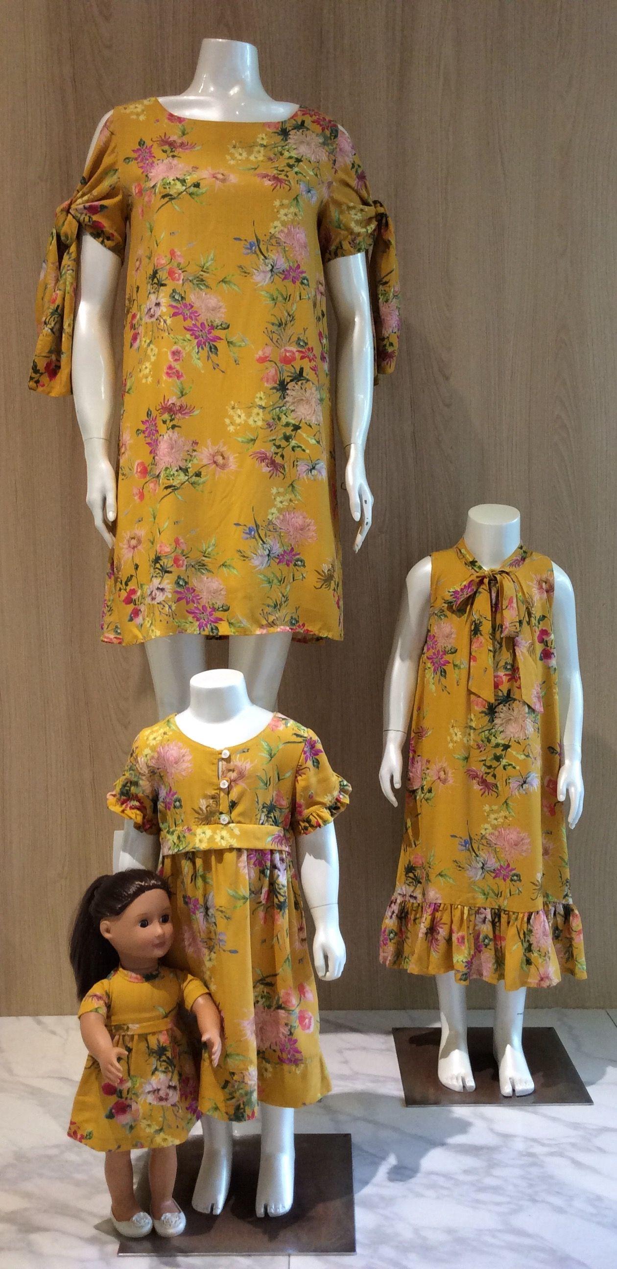 Roupas para mães, filhas e bonecas. Barra Garden Shopping - Av das Américas 3255 loja 159 - Rio de Janeiro.