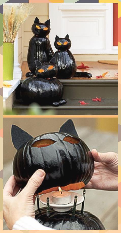Blogtober Tag 27 Die 5 Besten Halloween Diys Von Pinterest Willa S Cherry Bom Besten B In 2020 Halloween Deko Selber Machen Halloween Deko Ideen Halloween Deko