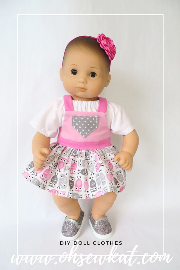 Make It Monday Boy And Girl Backyard Bib Outfits For Bitty Twins In 2020 Bitty Baby Clothes Bitty Baby American Girl Girls Clothes Patterns