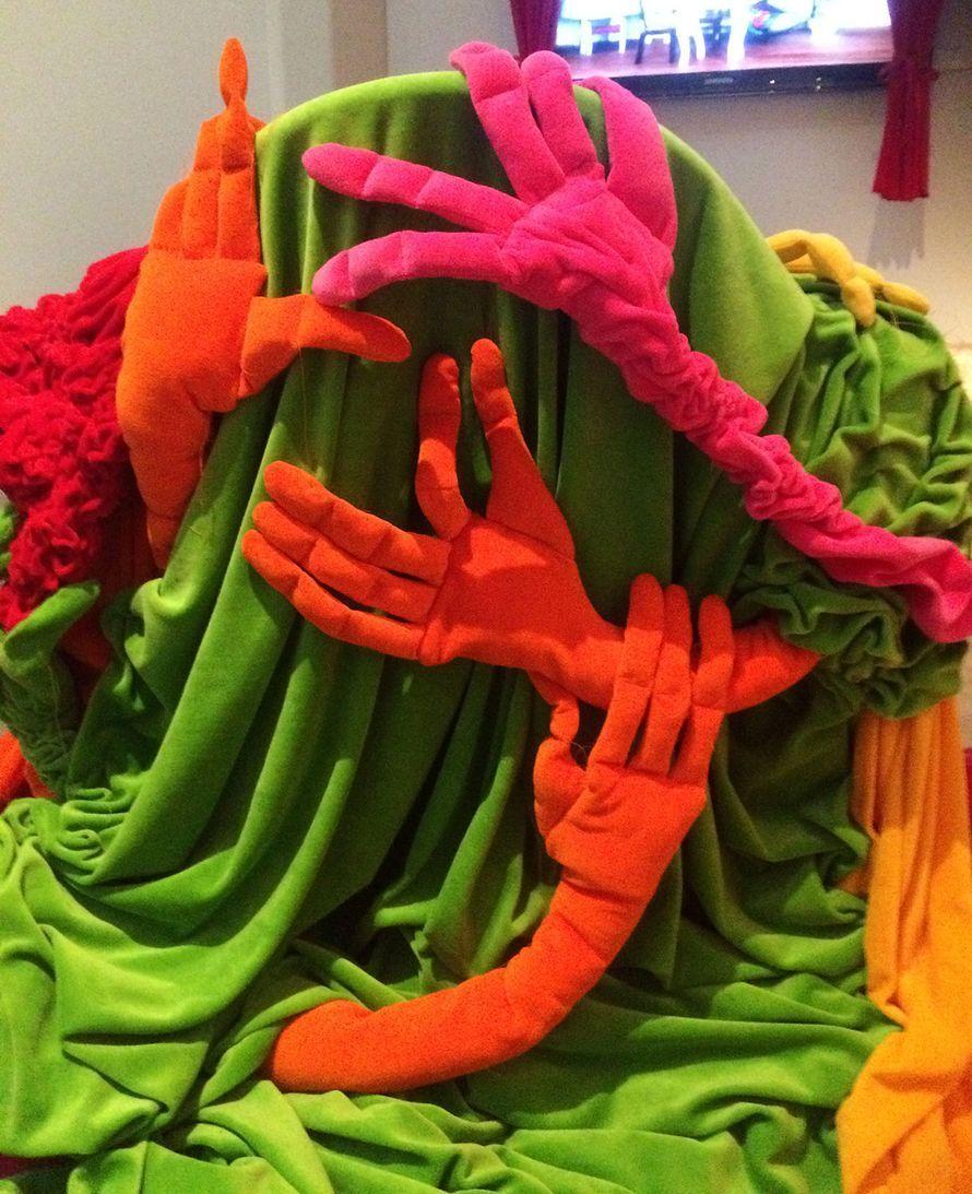 ET – Blogit | Reijan räsymatto – Upeaa tekstiilitaidetta Kouvolassa