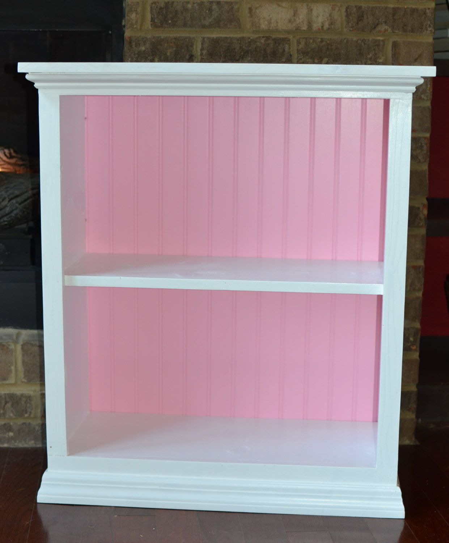 grey library bookshelf pink and wallpaper black ebay itm s bookcase fashion
