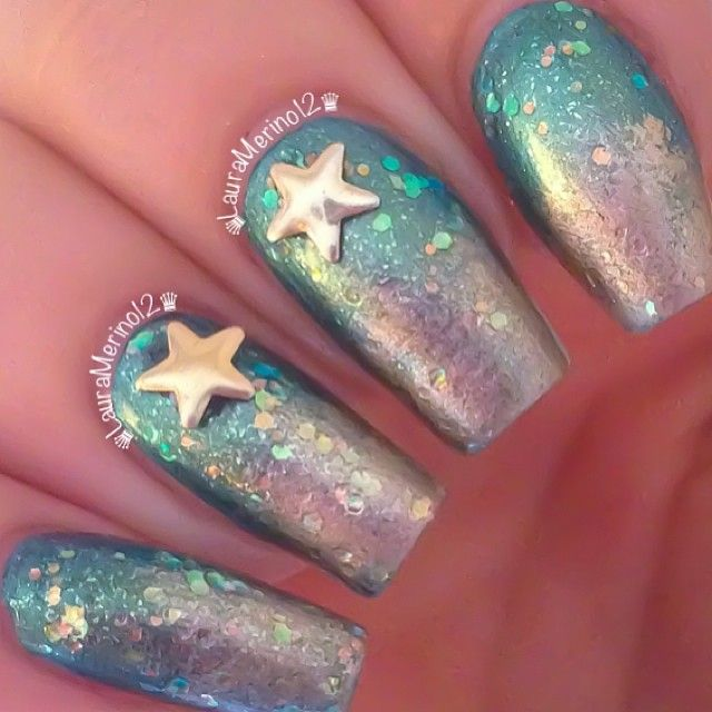 Instagram photo by lauramerino12 #nail #nails #nailart | .OBSESSED ...