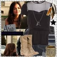 aria style inspired