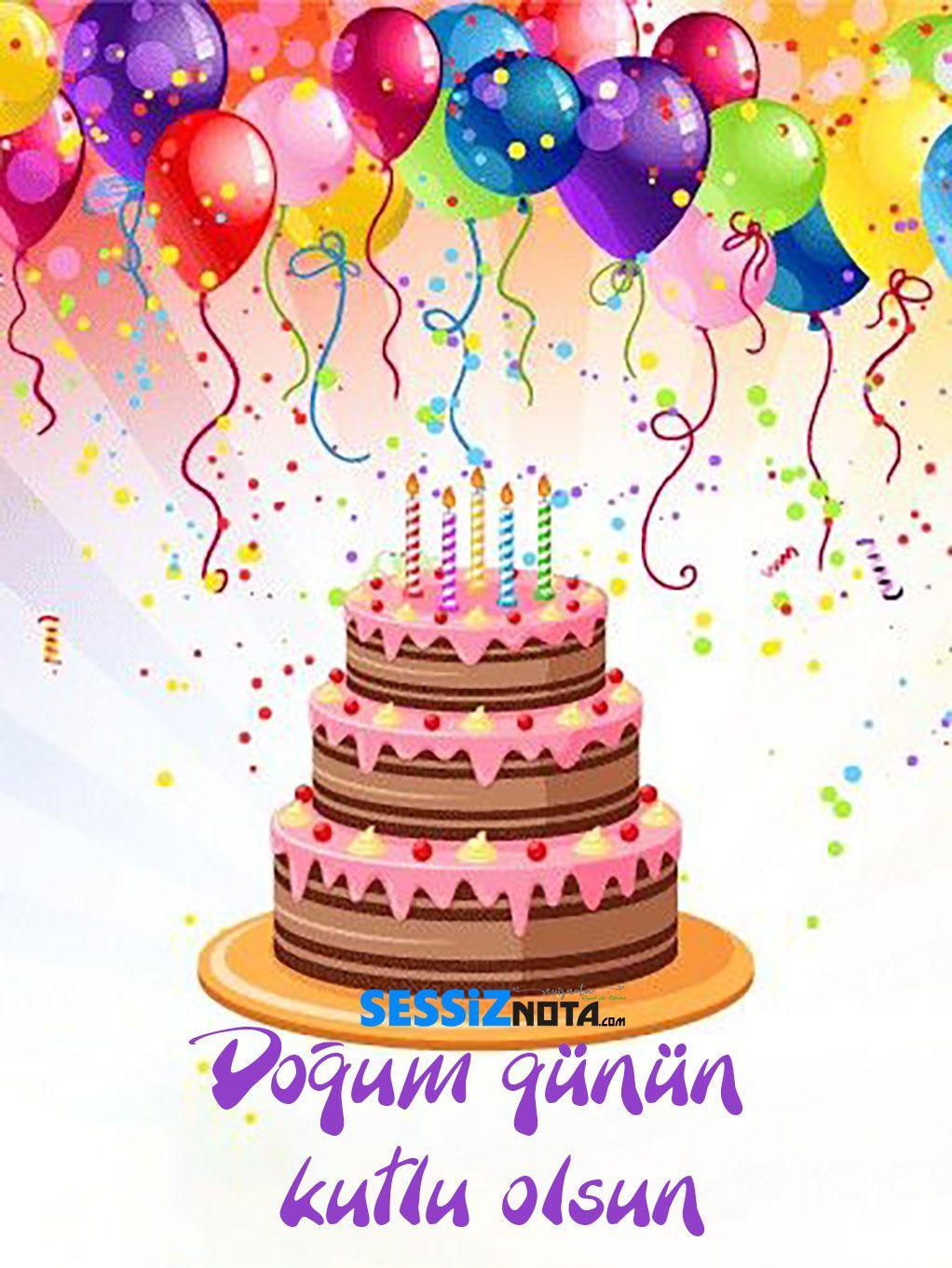 2019 Dogum Gunu Mesajlari Sessiz Nota Dogum Gunu Dogum Gunu Mesajlari Dogum Gunu Dilekleri