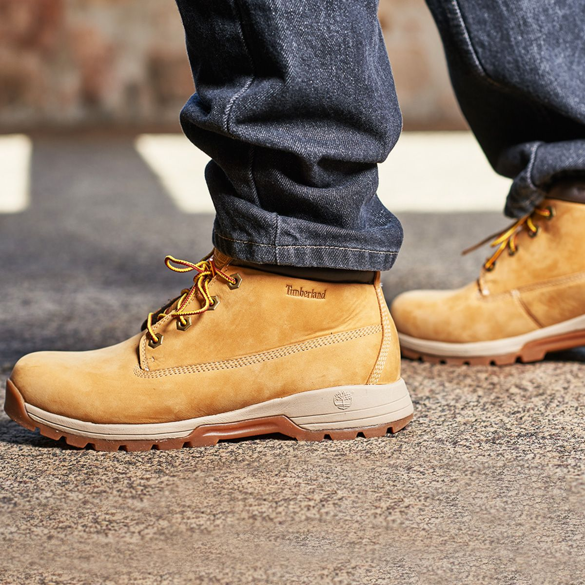 protestante digestión añadir  Made for lasting comfort — Timberland Stratmore Mid. | Ropa