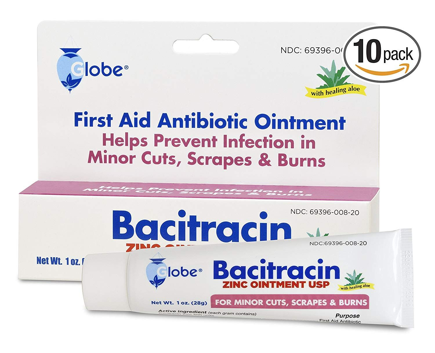 Bacitracin Antibiotic Ointment Ointment, Antibacterial