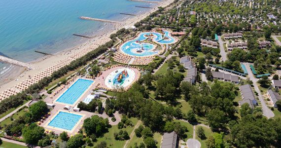 3 With three big pools, water slides and a kids adventure pool, Pra