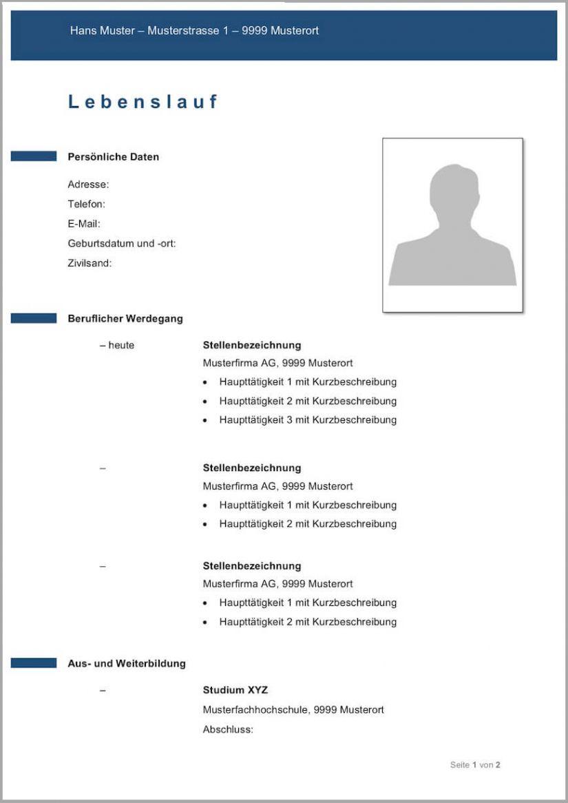 Durchsuche Unsere Das Beispiel Von Lebenslauf Muster Schuler Schweiz Vorlagen Lebenslauf Lebenslauf Lebenslauf Vorlagen Word