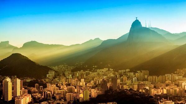 Rio De Janeiro Skyline Cidades Mais Bonitas Rio De Janeiro