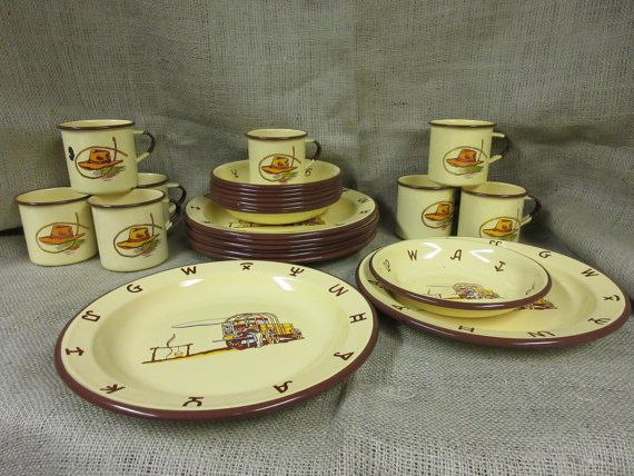 Monterrey Western Ware Dinner Plates bowls and mugs & Monterrey Western Ware Dinner Plates bowls and mugs | Ware F.C. ...