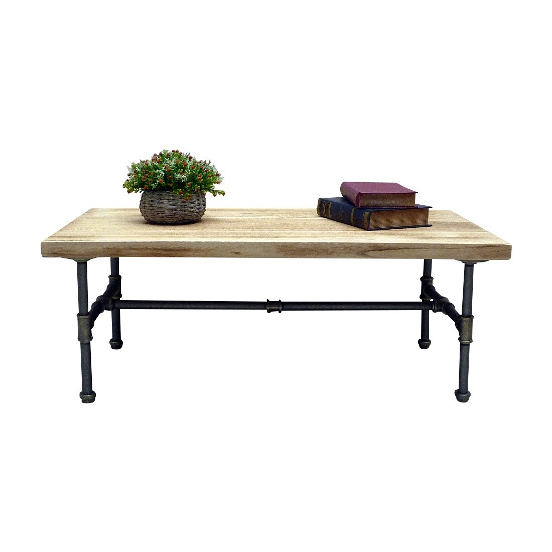The Corvallis industrial coffee table is the perfect addition to ...