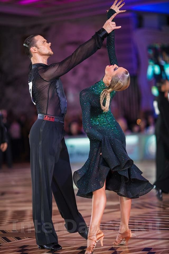 7c4e127dc96 Salsa Dress · Problem with this design - her left arm blends in too much.  Ballroom Costumes,
