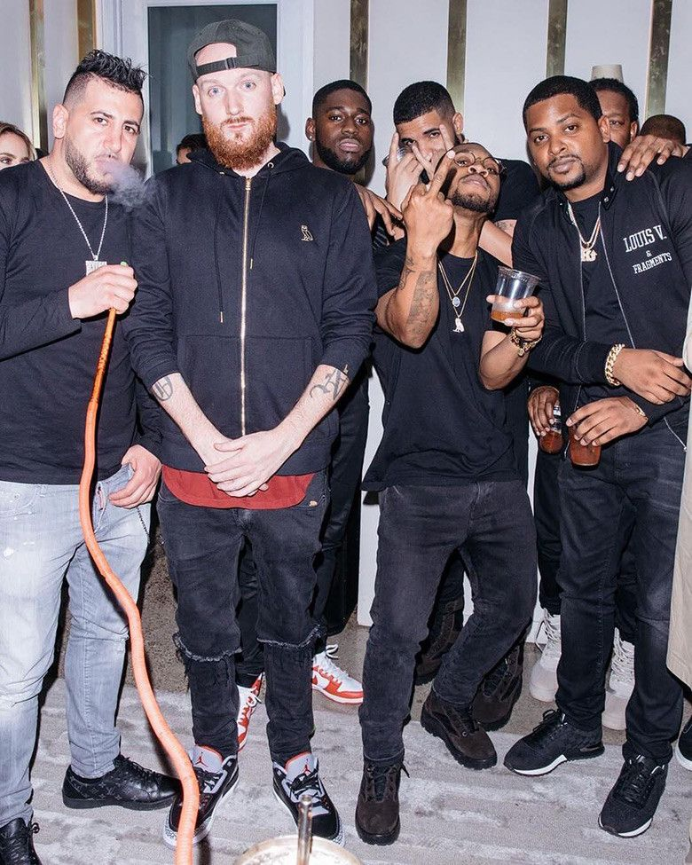 Drake Spotted In Yeezy Footwear Kanye West Adidas Yeezy Adidas Shoes Superstar