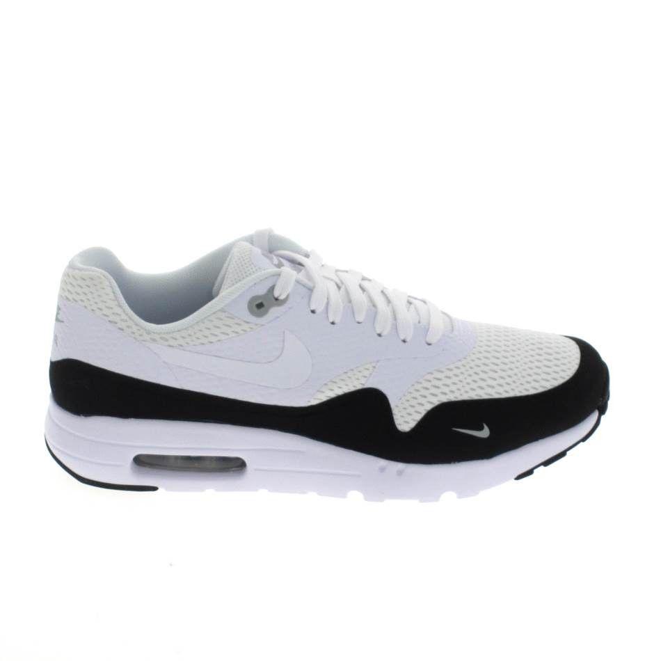 nike air max 1 blanc gris noir