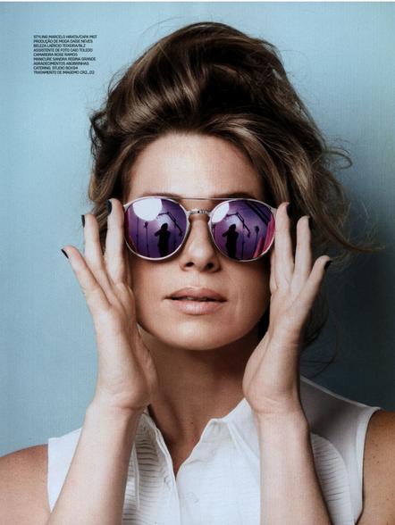 Letícia Spiller também vai de Absurda!  oculos  absurda  retro  sunglasses 4d8fe866ed