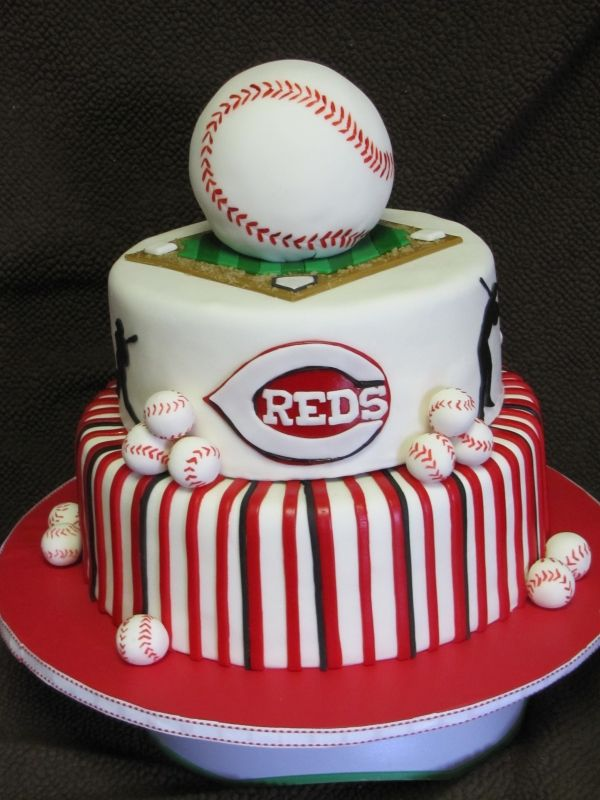 Cincinnati Reds Cakegabe Would Live This For Next Year