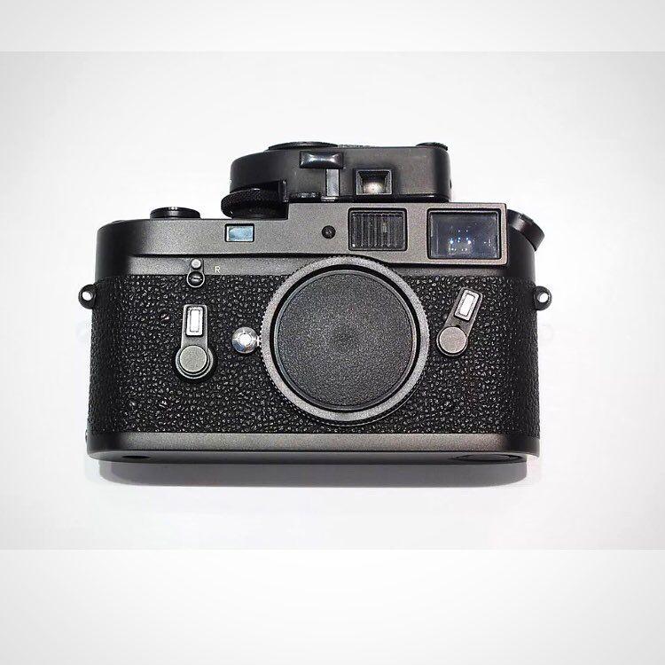 💶 Vendita/Sell 💶   📷 Leica M4 Black 📷   🔋 Leica Meter