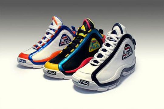 hot product detailed pictures latest fashion Grant Hill - FILA | King shoes, Hip hop gear, Classic sneakers