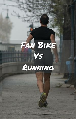 Fan Bike Vs Running How Do They Match Up Exercise Bike Reviews
