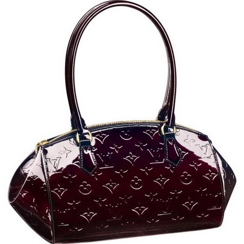 ☆ Louis Vuitton Monogram Vernis Sherwood Pm M91493 Aqz-227 ☆