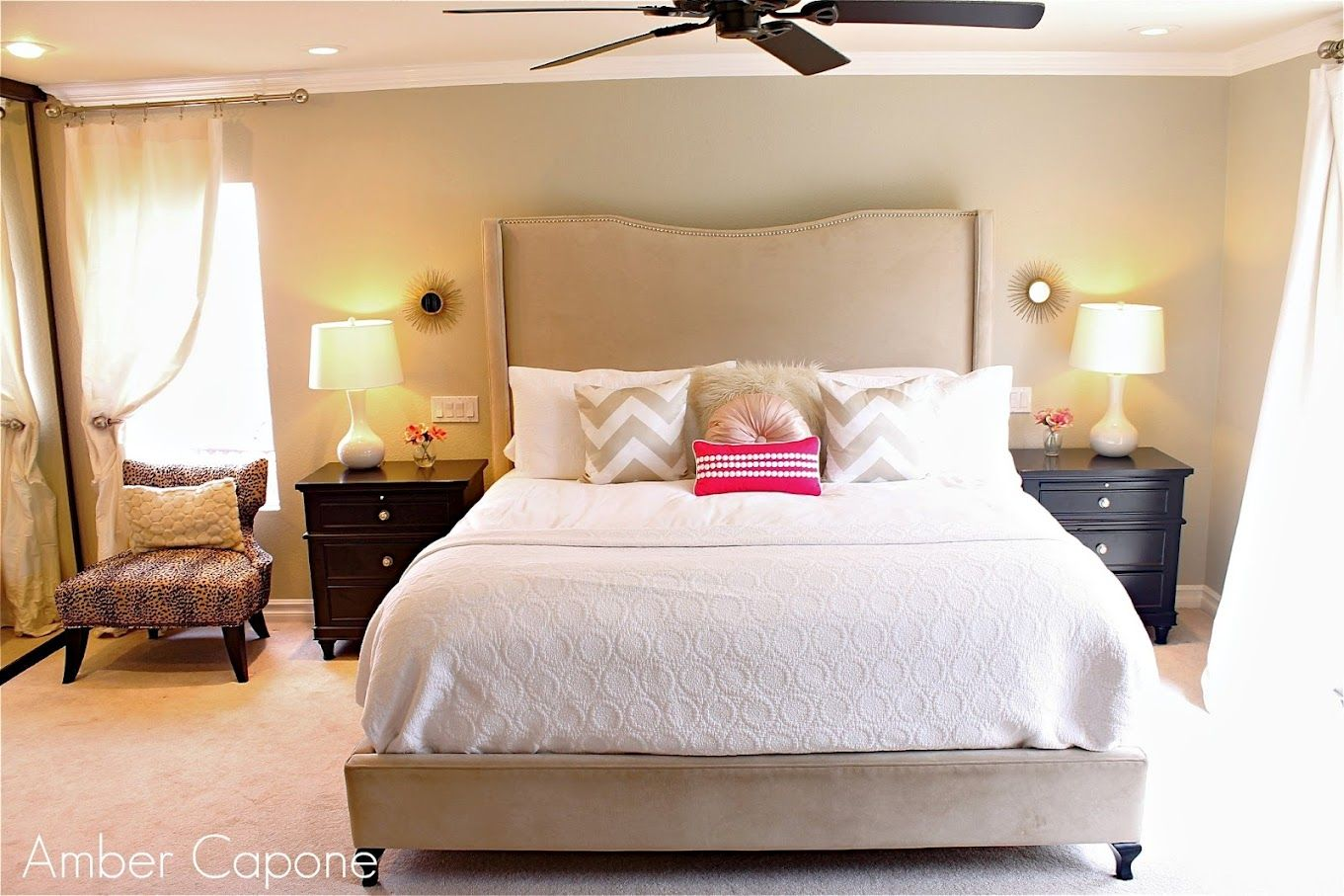 Knock Off Zgallerie Bed Bedroom Home Staging Home