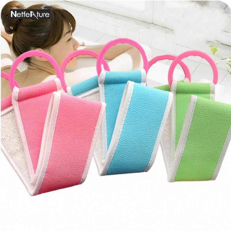 Fashion Multifunction Household Bathroom Supplies Bathing Tools Back ...