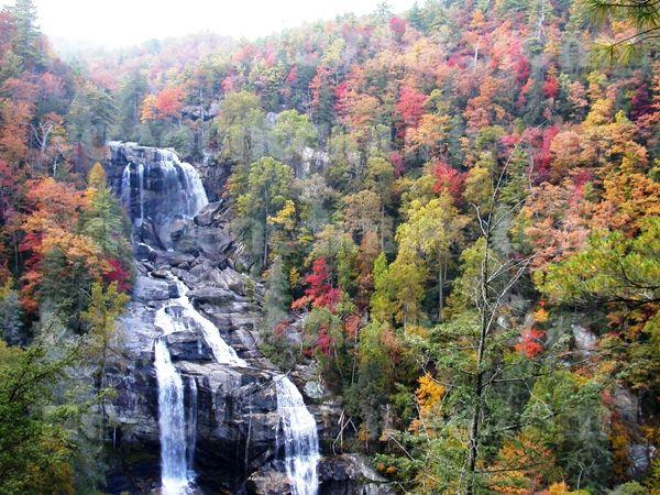 South Carolina Waterfalls: Bee Cove Falls, Big Bend Falls ...