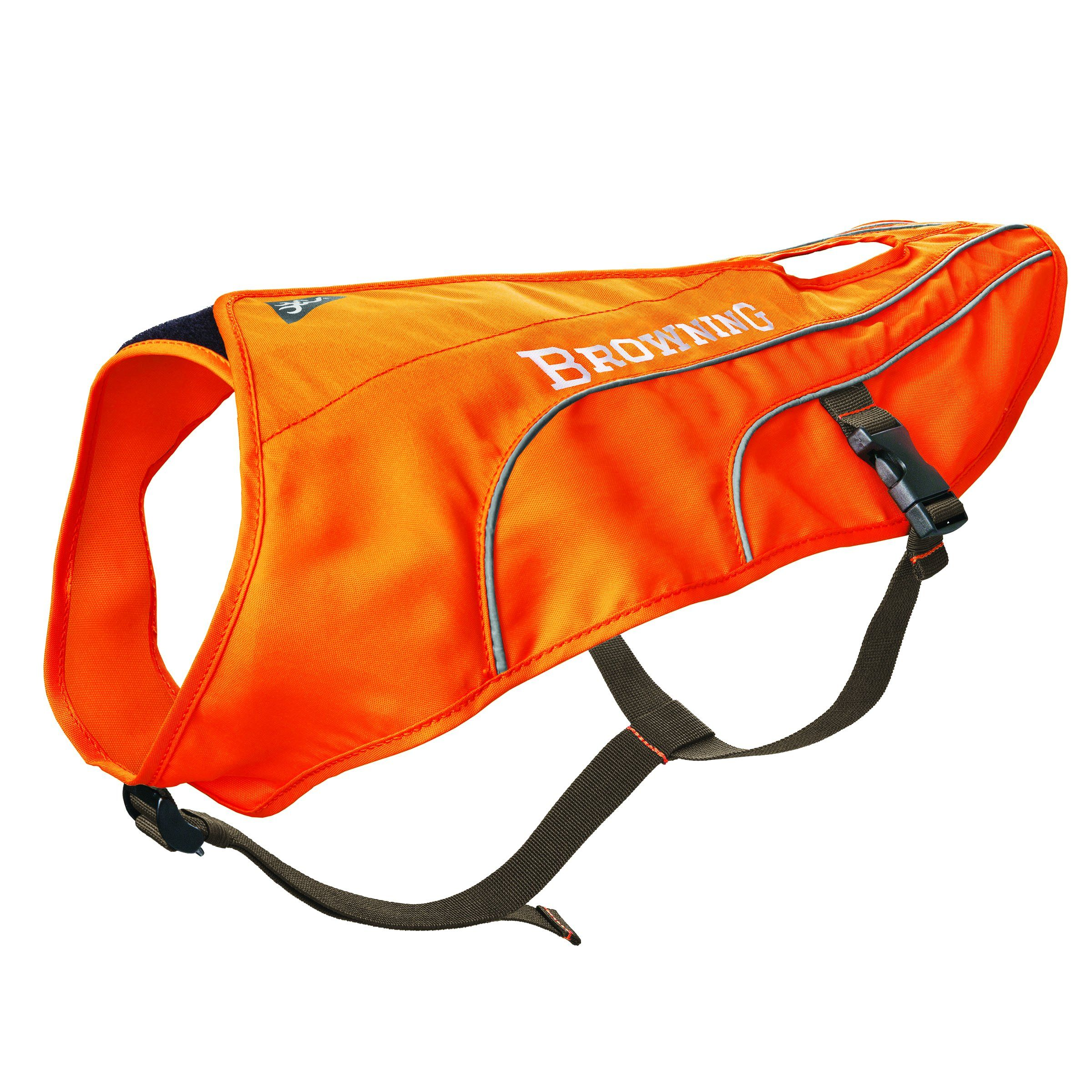 Browning technical dog vest safety orange small visit