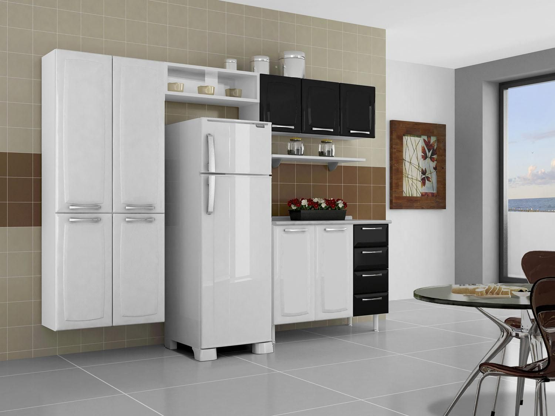 Cozinha Compacta Itatiaia Anita Com Balc O Com As Melhores Condi Es
