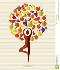 image result for photos design fruits  yoga stretches for