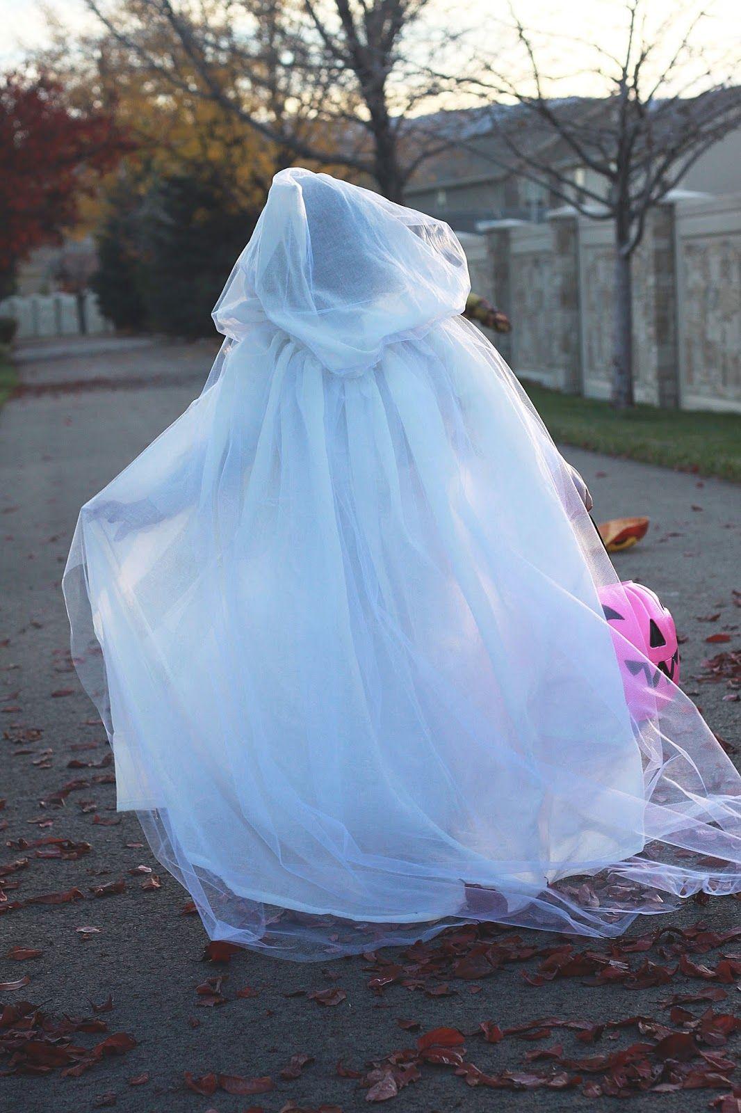 do it yourself divas DIY Ghost Costume Ghost costume