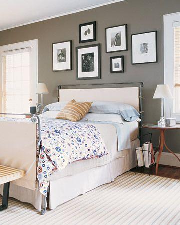 3 Easy Ways To Dress Up A Metal Bed Frame Bedroom Makeover