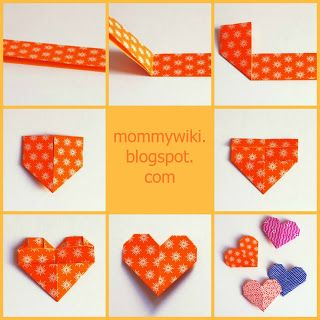 MommyWiki: Σελιδοδείκτες καρδιές