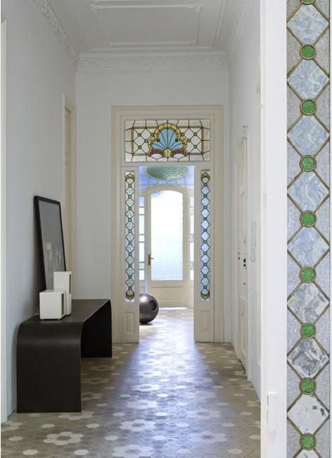 Farvet glas | Ornamente | Pinterest | Glas, Bastelarbeiten und Türen