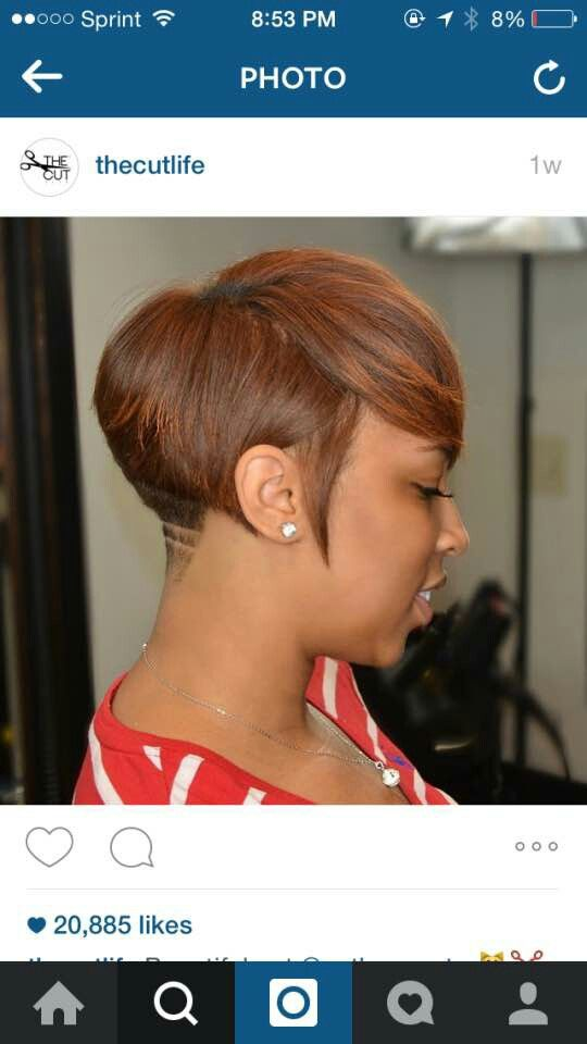 This color is cute i believe it's a copper brown