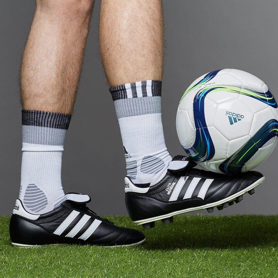 new arrival 288c1 18cd9 adidas Copa Mundial FG - Black Running White