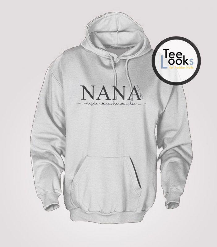 Nana Hoodie