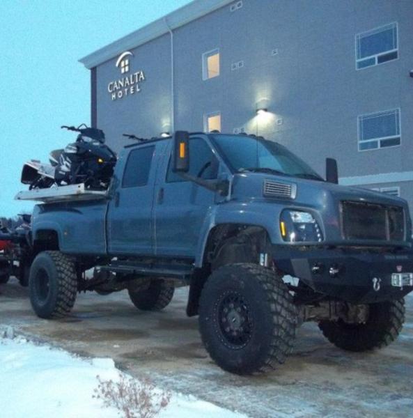 Kodiak C4500 Lifted Truck Pictures Trucks Custom Trucks Lifted Trucks