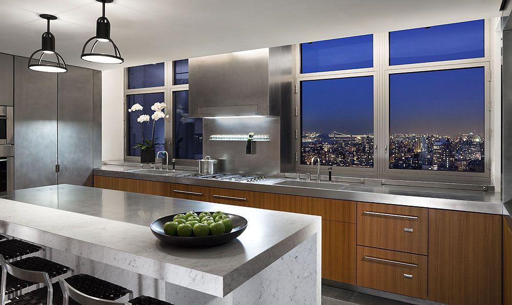 Penthouses: Central Park West Penthouse Duplex, Manhattan, New York ...