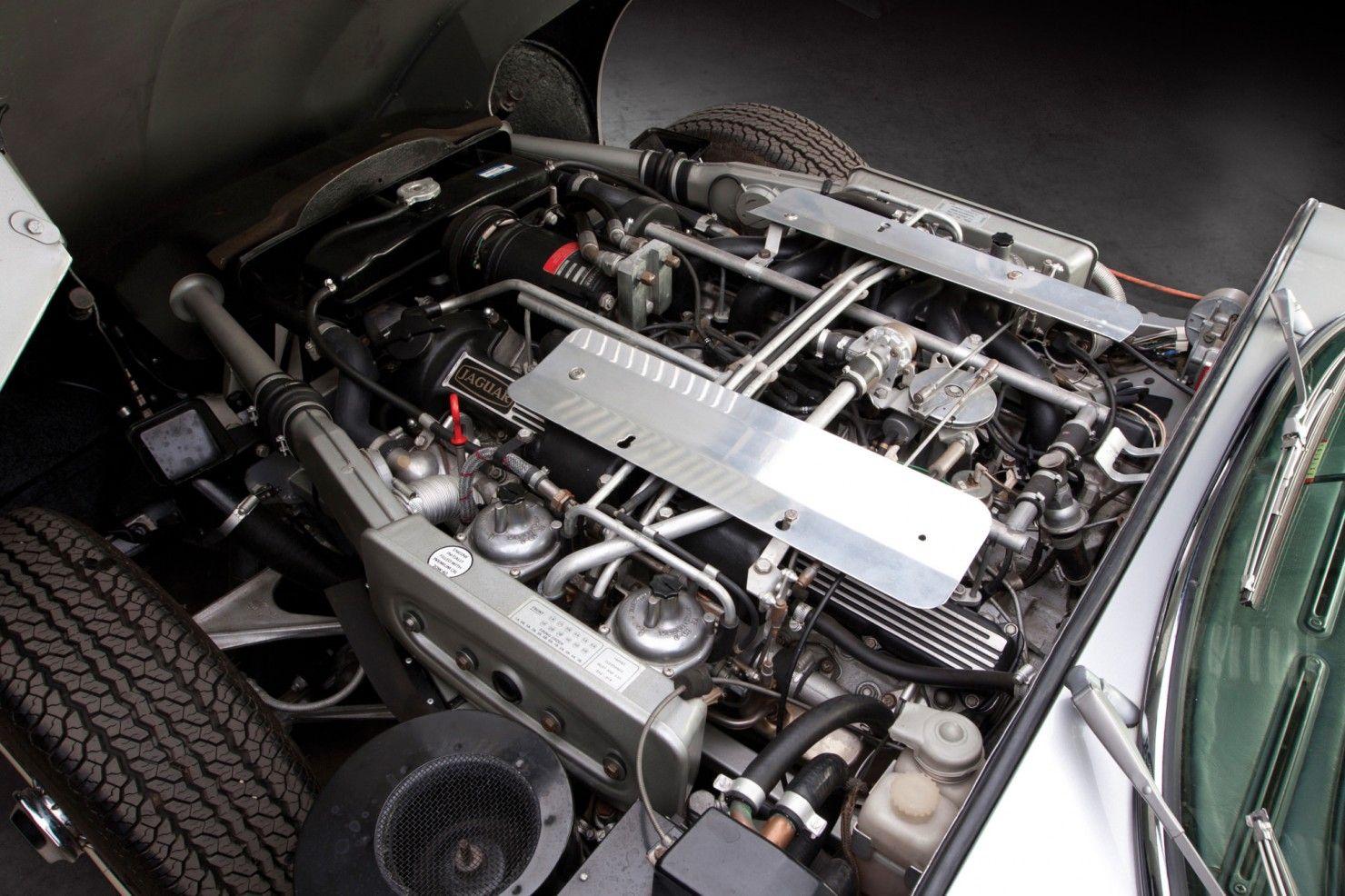 Jaguar E Type Series III V 12 Roadster