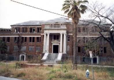 Top Ten Haunted Hospitals Asylums 8 Houston Texas