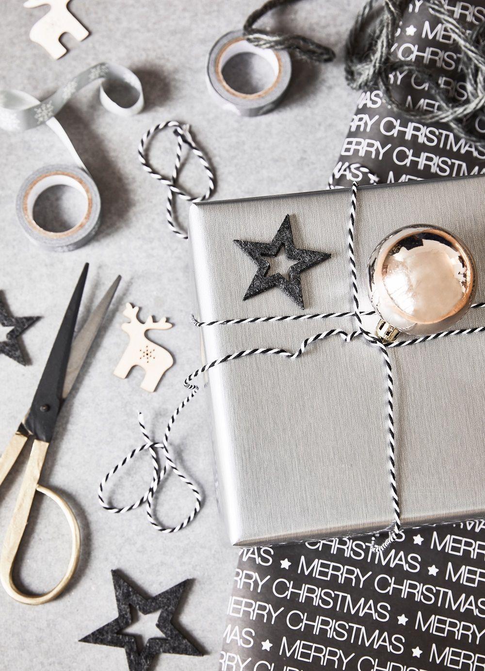 Geschenkverpackungen in Silber sind perfekt für Ehemann, Vater oder ...