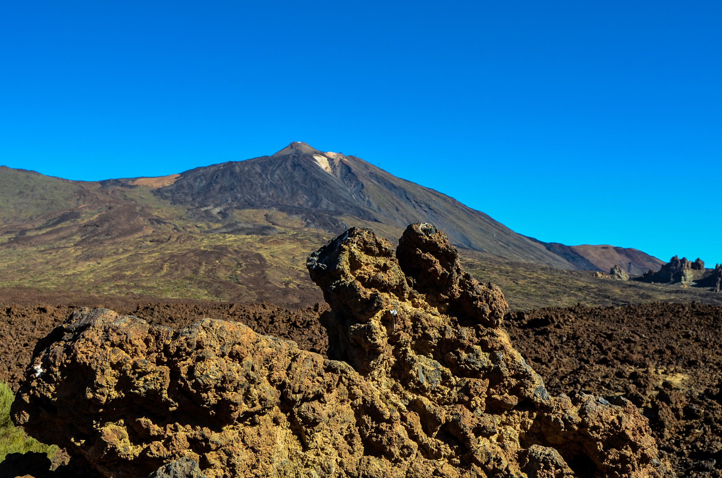Parque Nacional del Teide, Tenerife