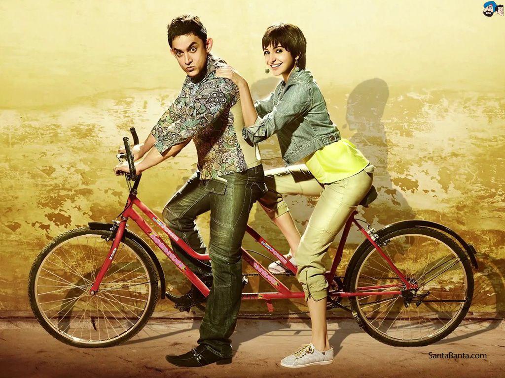 PK (PeeKay) 2014 Full Cast & Crew, Aamir Khan, Anushka