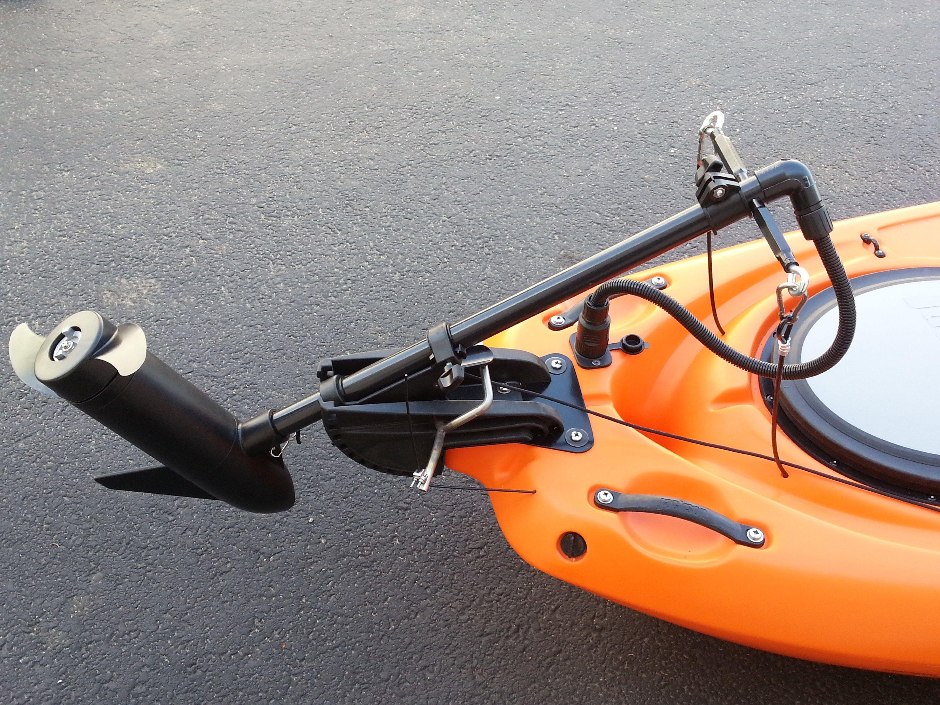 If Your Jackson Kayak Has Non Rudder Foot Braces We